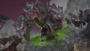 تصویر محیط Wild Zombie Online(WZO) v3.4 + data