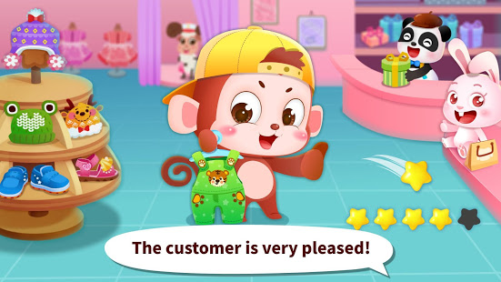 Baby Panda's Fashion Dress Up Game v8.30.00.00