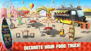 تصویر محیط Food Truck Chef™: Cooking Game v1.9.8