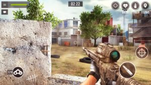 تصویر محیط Sniper Arena: PvP Army Shooter v1.1.6