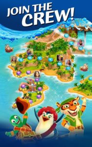 تصویر محیط Booty Quest – Pirate Match 3 v1.34.0