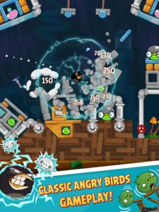 تصویر محیط Angry Birds v8.0.3