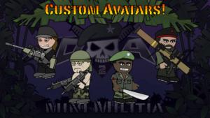 تصویر محیط Doodle Army 2 : Mini Militia v4.3.0