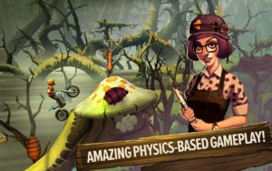 تصویر محیط Trials Frontier v7.5.0 + data