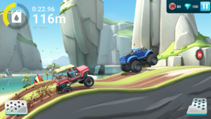 تصویر محیط MMX Hill Dash 2 – Offroad Truck, Car & Bike Racing v9.00.11940