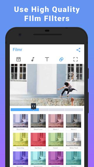 Filmr: Easy Video Editor for Photos, Music, AR v1.181