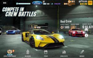 تصویر محیط CSR Racing 2 v2.14.0 + data