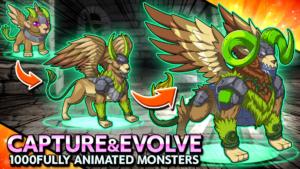 تصویر محیط Neo Monsters v2.9.3