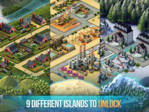 تصویر محیط City Island 3: Building Sim v3.0.6