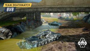 تصویر محیط Armored Warfare: Assault v1.0-a25054.184 + data