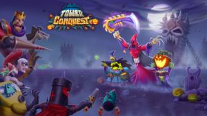 تصویر محیط Tower Conquest v22.00.48g