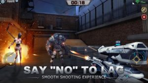تصویر محیط Crisis Action – Login to Get Brutal Dragon Now v4.0.3 + data