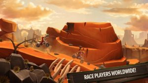 تصویر محیط Trials Frontier v7.2.0 + data