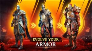 تصویر محیط Iron Blade: Medieval Legends RPG v2.3.0h