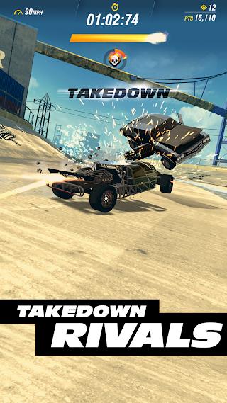 Fast & Furious Takedown v1.2.53 + data
