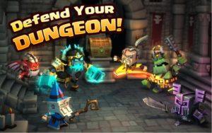 تصویر محیط Dungeon Boss v0.5.14159