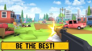 تصویر محیط PIXEL'S UNKNOWN BATTLE GROUND v1.38.10