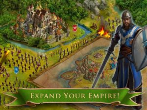 تصویر محیط Imperia Online – Strategy MMO v8.0.23 + data