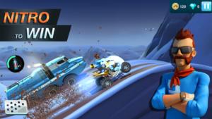 تصویر محیط MMX Hill Dash 2 – Offroad Truck, Car & Bike Racing v5.01.11728