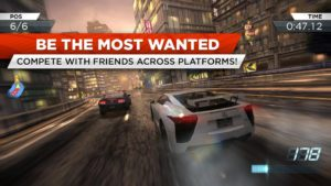 تصویر محیط Need for Speed™ Most Wanted v1.3.128 + data