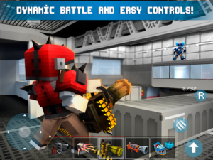 تصویر محیط Mad GunZ – Battle Royale, online, shooting games v2.2.5 + data