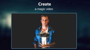 تصویر محیط Reverse Movie FX – magic video v1.4.0.31