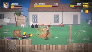 تصویر محیط City Fighter vs Street Gang v2.1.2