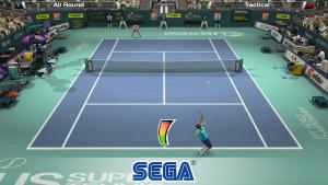 تصویر محیط Virtua Tennis Challenge v1.3.0 build 44 + data
