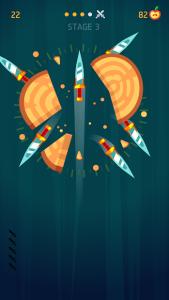 تصویر محیط Knife Hit v1.8.5