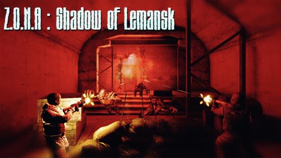 ZONA Shadow of Lemansk v2.05.05 + data