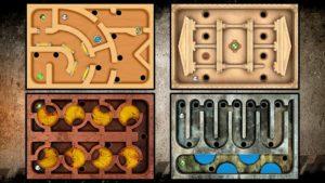 تصویر محیط Labyrinth Game v2.4