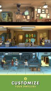 تصویر محیط Fallout Shelter v1.14.2 + data