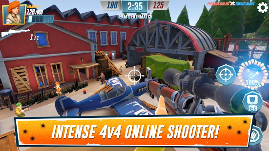 Heroes of Warland – PvP Shooter Arena v1.0.5 + data