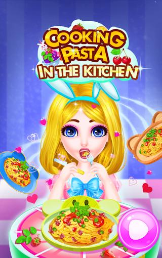 Cooking Pasta In Kitchen v1.0.5