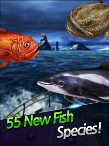 تصویر محیط Ace Fishing: Wild Catch v5.6.5