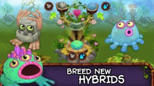 تصویر محیط My Singing Monsters v2.3.3