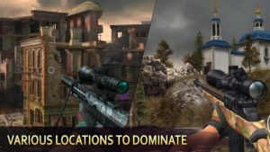 تصویر محیط Sniper Arena: PvP Army Shooter v1.0.9