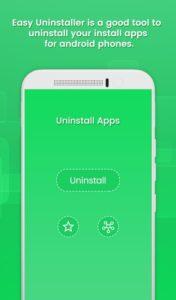 تصویر محیط Easy Uninstaller – Remove Apps v1.6