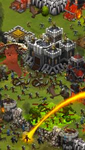 تصویر محیط Throne Rush v5.19.0