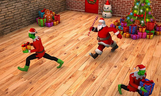 Santa Christmas Escape Mission v1.7