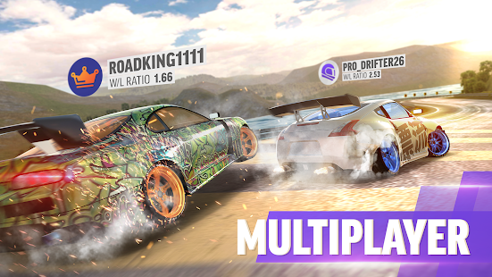 Drift Max Pro – Car Drifting Game v1.6.1 + data
