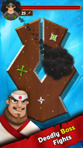 تصویر محیط iSlash Heroes v1.7.7