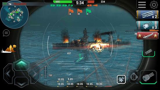 Warships Universe: Naval Battle v0.7.5 + data