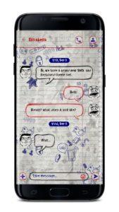 تصویر محیط GO SMS Pro – Messenger, Free Themes, Emoji v7.88