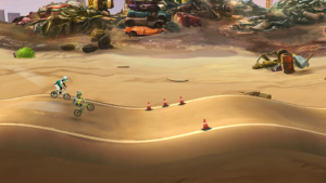 تصویر محیط Mad Skills BMX 2 v2.2.4