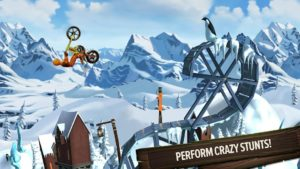تصویر محیط Trials Frontier v7.4.0 + data