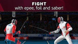 تصویر محیط FIE Swordplay v2.53.5944