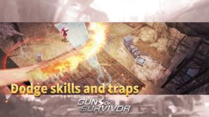 تصویر محیط Guns of Survivor v0.3.6 + data
