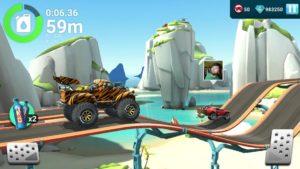 تصویر محیط MMX Hill Dash 2 – Offroad Truck, Car & Bike Racing v11.06.12320