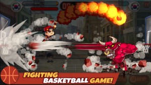 تصویر محیط Head Basketball v1.13.3 + data